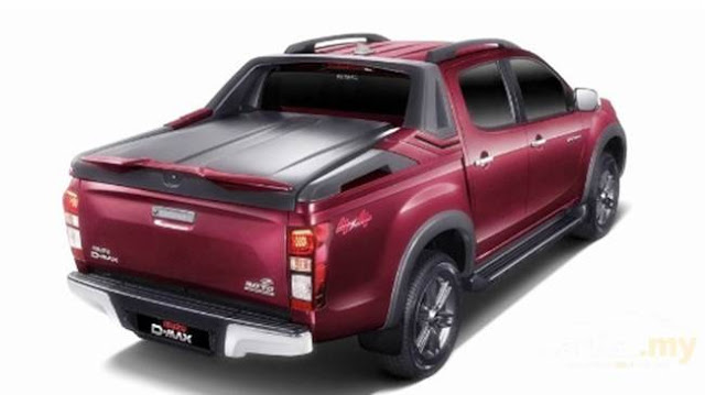 2019 Isuzu D-Max Price and Specs