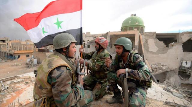 Brigada élite siria avanza hacia último feudo de EIIL en Alepo