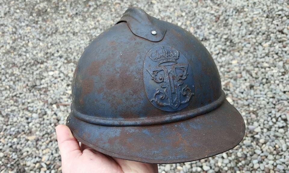 Battlefield Archaeology: An insider's view on WW2 battle relics