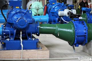 Szivattyú vízvezeték rendszerhez