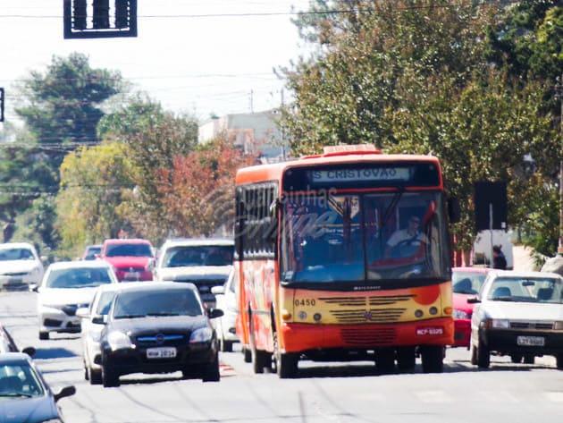 Aumento de passagem urbana coletivo Santa Cruz Canoinhas