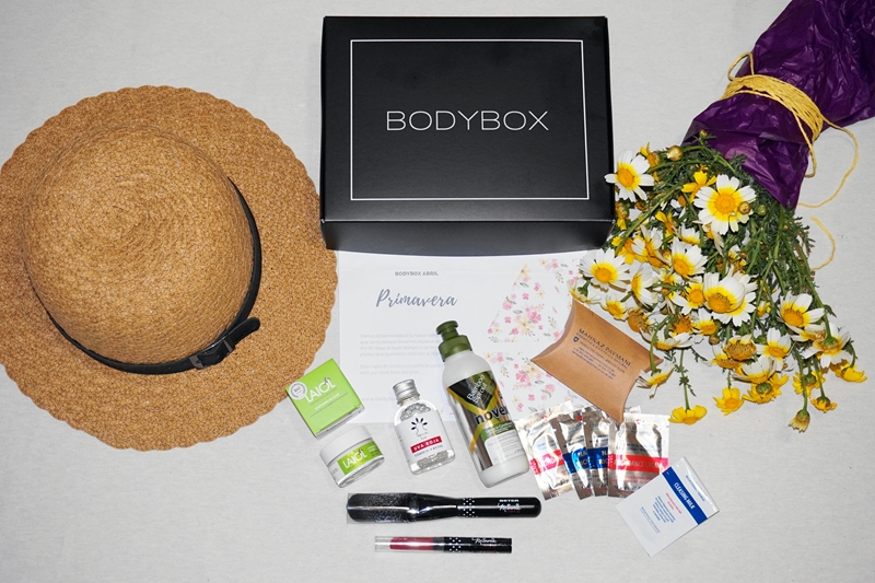 Primavera con Bodybox