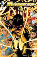 Os Novos 52! Sinestro #19
