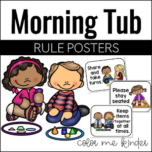 Morning Tub Rule Posters
