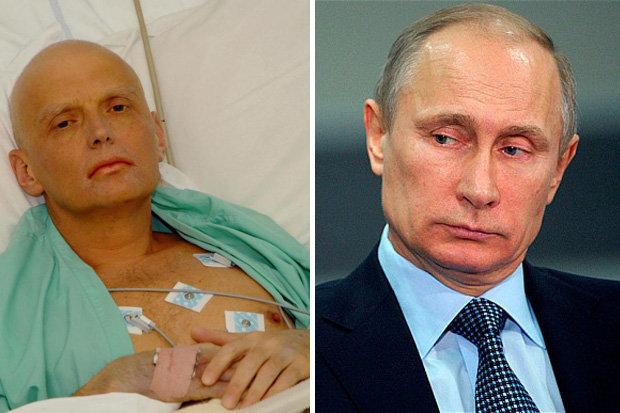 Putin aprovou o plano para envenenar o ex-espião Alexander Litvinenko