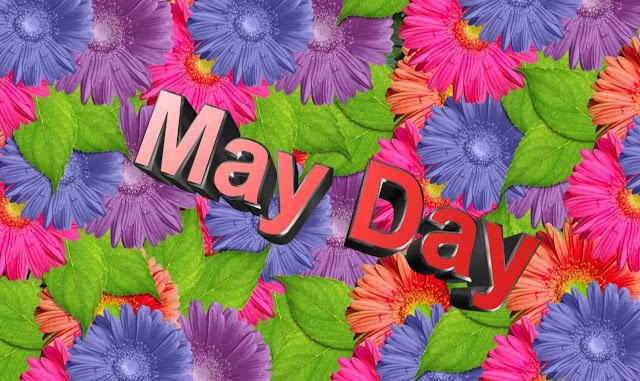 May day images and quotes
