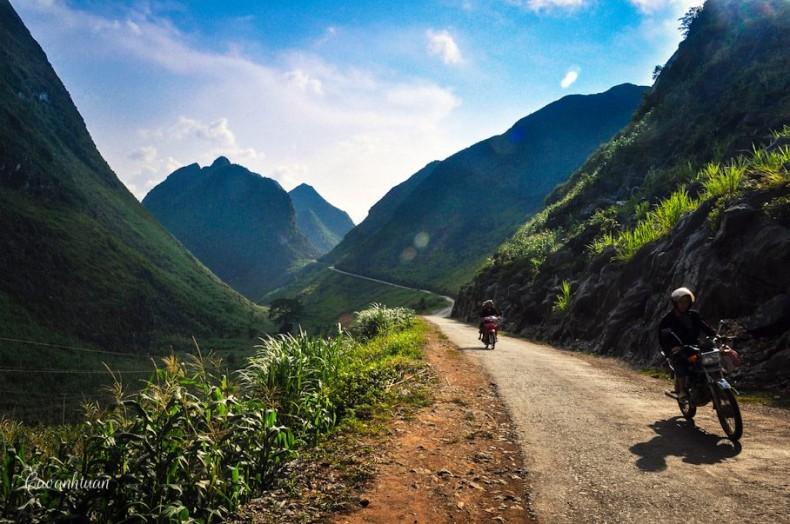 Những cơ sở cho thuê xe máy ở Hà Giang 4