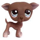 Littlest Pet Shop Pet Pairs Greyhound (#319) Pet