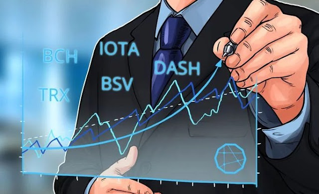 Top 5 Crypto Performance Overview: Bitcoin Cash, IOTA, TRON, Bitcoin SV, DASH