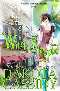 Witch Slapped by Dakota Cassidy