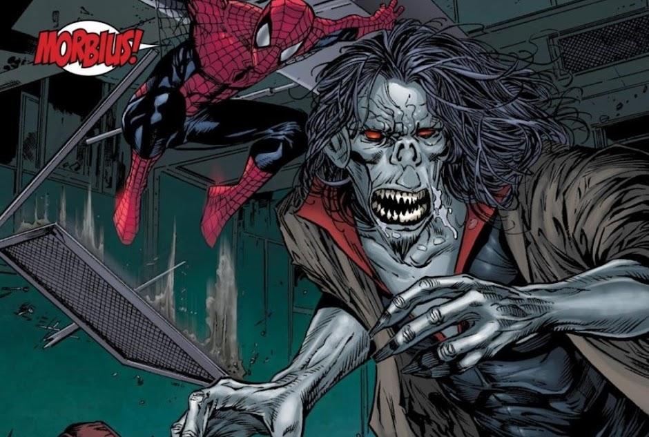 Morbius: o Vampiro Vivo | Sony está desenvolvendo novo derivado de Homem-Aranha