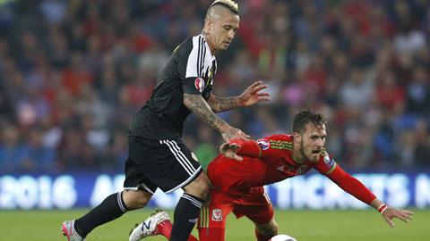 Để theo kịp tốc độ của Bale lại là chuyện không mấy hậu vệ làm được