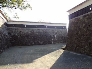 熊本地震前の熊本城(入口)