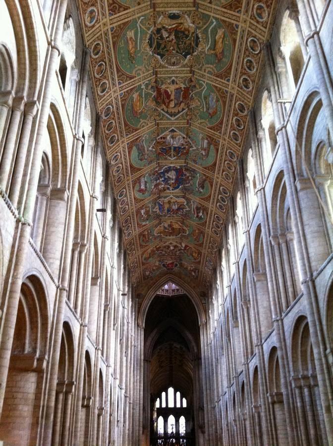 Catedral de Ely, catedrales Inglaterra, Gótico