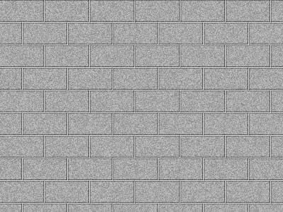 muro con bloques de concreto
