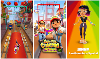 Subway Surfers: San Francisco v1.60.0 Mod Apk (Unlimited Coins+Keys)
