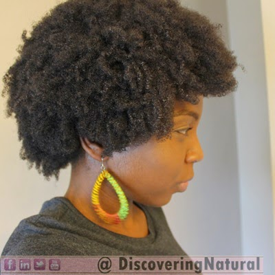 Afro Natural Hair DiscoveringNatural