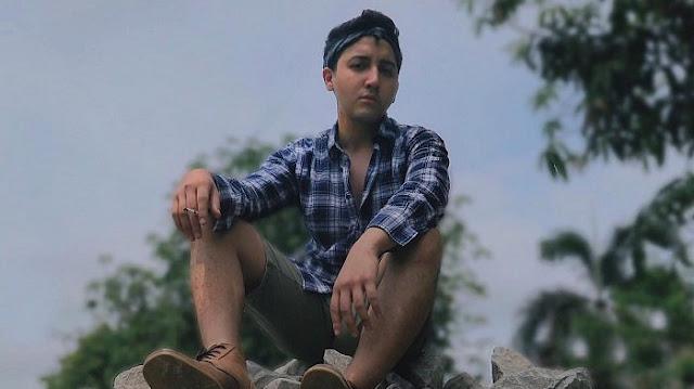 Hina Ulama dan Bangga Tak Sholat, Youtuber Aaron Ashab: Yang Penting Gue Punya Otak!