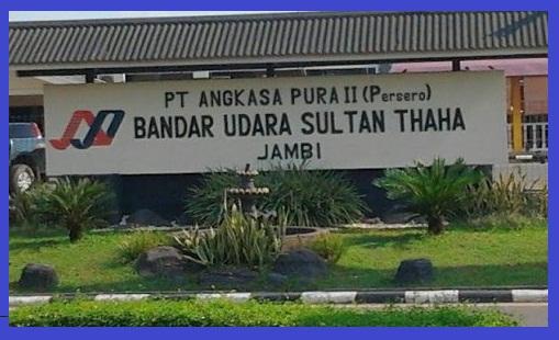 Info Damri, Taksi Bandara Bandara Sultan Thaha Jambi