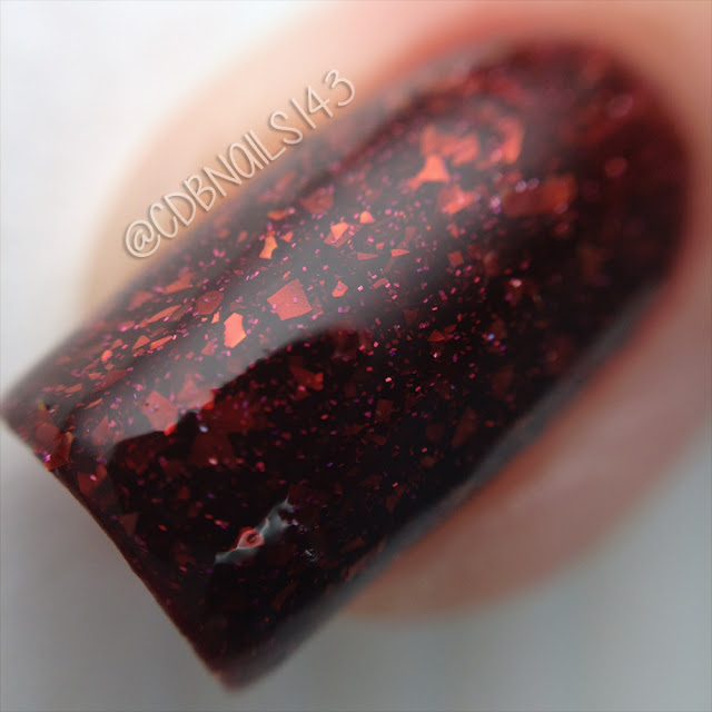 Glam Polish-Vampire Breath