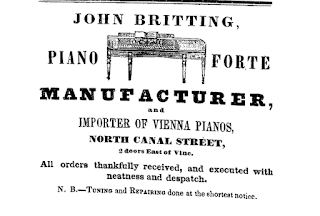 FORT THOMAS MATTERS: 181-Year-Old Piano Gets New Life in Fort Thomas