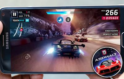 كن السباق لتحميل لعبة Asphalt 9 legends على هاتفك الأندرويد والأيفون   لعبة Asphalt 9: Legends