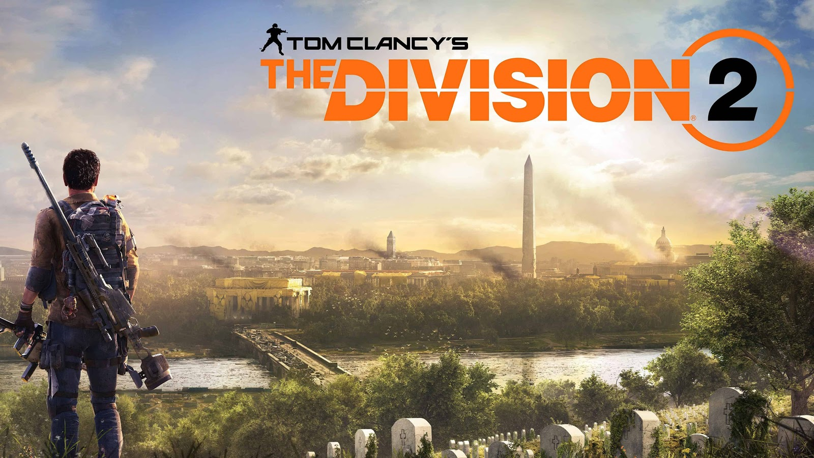 The Division 2 - Wallpaper