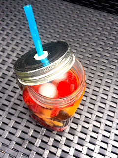 detox water recette