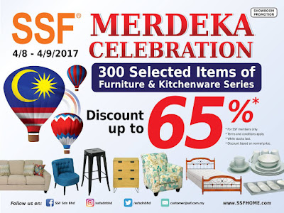 SSF Home Improvement Store Sale Discount Offer Promo