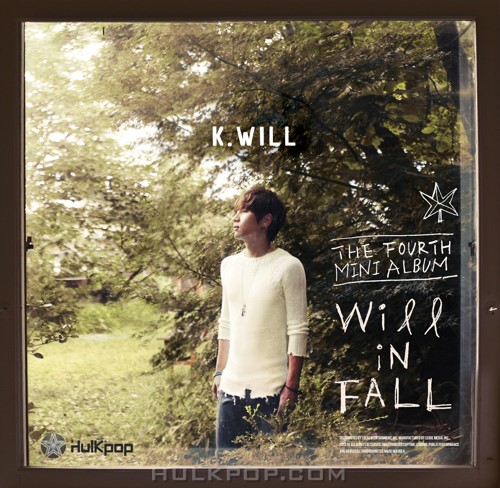 K.Will – Will in FALL – EP (ITUNES PLUS AAC M4A)