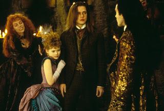 interview with the vampire the vampire chronicles-sara stockbridge-kirsten dunst-brad pitt-louis lewis-smith-antonio banderas