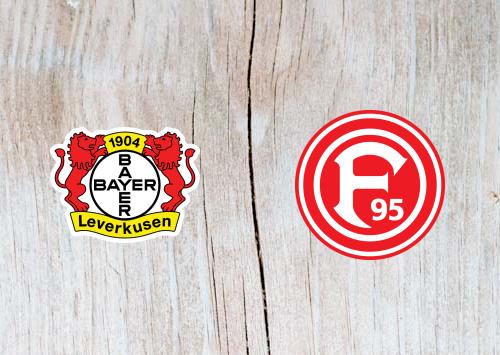 Bayer Leverkusen vs Fortuna Dusseldorf - Highlights 17 February 2019
