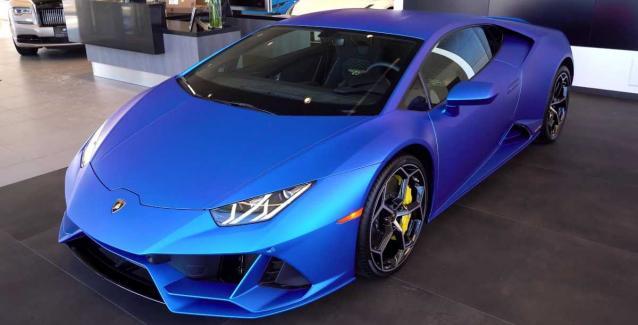 Πήρε 4 εκατ. κρατική ενίσχυση για τον κορονοϊό και αγόρασε Lamborghini