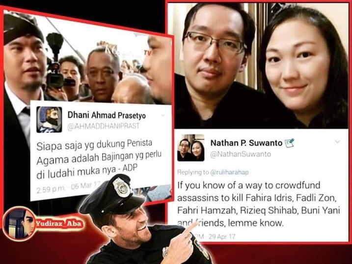 #AhmadDhaniKorbanRezim Masih Jadi Trending Topic, Netizen Bandingkan Ini