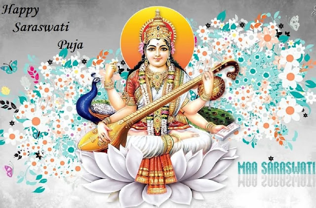 wallpaper-of-saraswati-maa