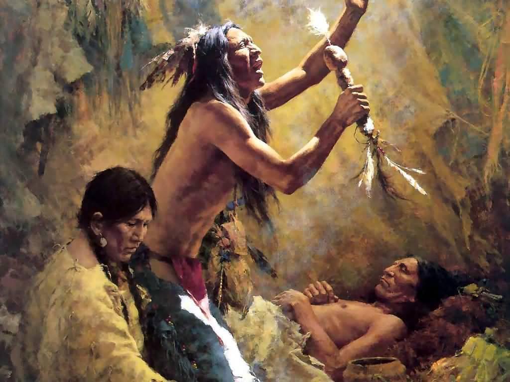 Sanskrit Of The Vedas Vs Modern Sanskrit: Native American Gallery: Native American Indian Images ID-005