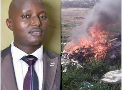 Ugandan pastor who sets thousands of Holy Bibles ablaze for misleading his members, has been sued