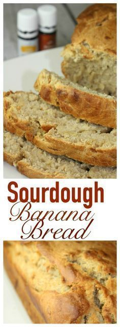 Sourdough Banana Bread Recipe