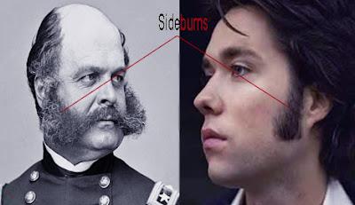 sideburns, sideburns hairstyle,জুলফি