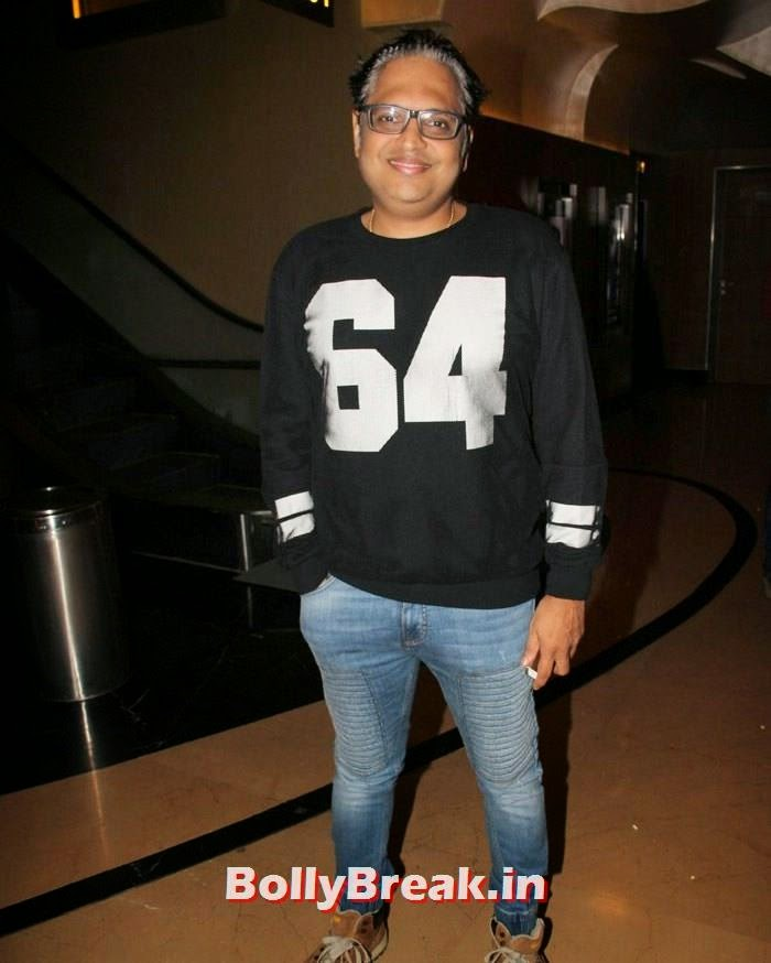 'Pizza' Special Screening, Dipannita Sharma, Parvathy Omanakuttan Pizza Movie Screening Pics