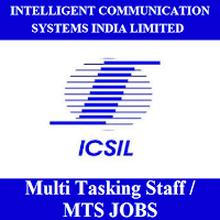 Intelligent Communication Systems India Limited, ICSIL Delhi, ICSIL, freejobalert, Sarkari Naukri, ICSIL Answer Key, Answer Key, icsil logo