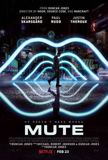 Mute (2018) [ซับไทย From Netflix]