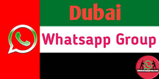 Dubai whatsapp group link