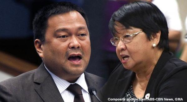 Sen. JV Ejercito on Judy's rejection: 'Masyadong halata ang personal at interes ng negosyo'