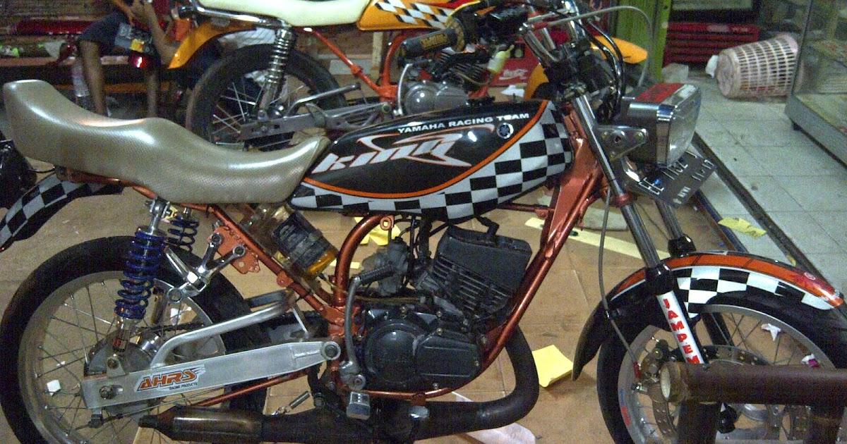 kumpulan gambar modifikasi motor rx king modifikasi