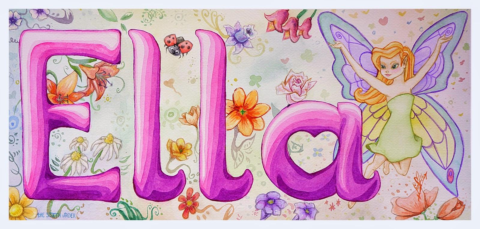 Flower Fairy Names