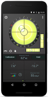 تطبيق Compass Level كامل للأندرويد, تطبيق Compass Level مكرك, تطبيق Compass Level عضوية فيب
