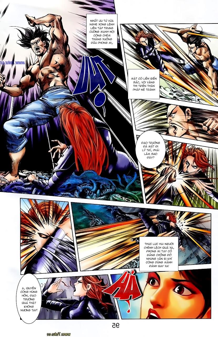 Cơ Phát Khai Chu Bản chapter 112 trang 9