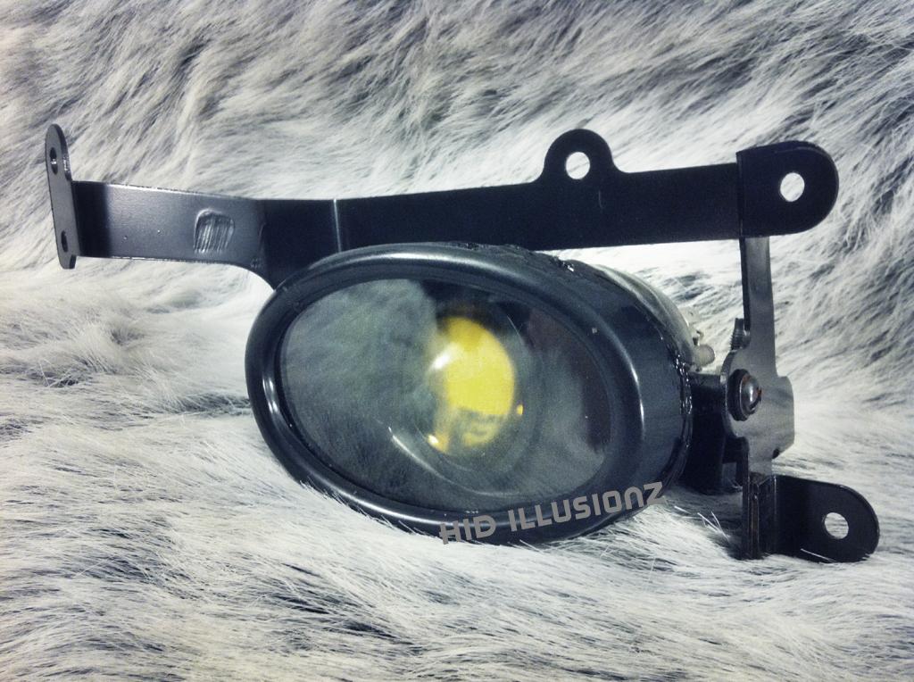 Hidillusionz Honda Civic Si Es Fog Light Retrofit