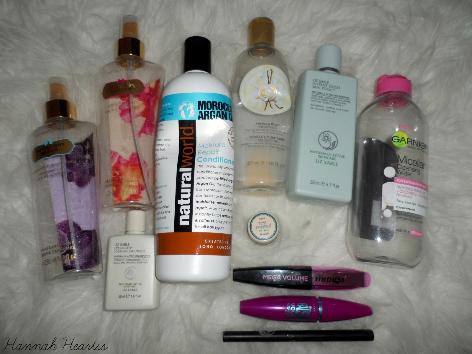 April 2014 Empties
